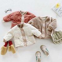 Daunenmantel Winter Kinder Oberbekleidung Jungen Mädchen Jacke Jahr Kostüme für Warme Baby Weste Kind Pelz Kleidung Kleidung