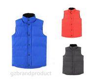 Top Qualité Homme Vest Homme Femmes Hiver Down Down Down Gilets Bodywarmer Mans Jacket Jumper Plein Chaud Featfit Outfit Parka Outwear