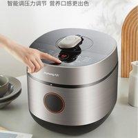 Fogões de arroz fogão elétrico fogão doméstico tanque duplo 5l alta multi-função automática inteligente