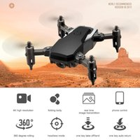 LF606 2. 4G RC Drone with Camera 4K WiFi FPV Mini Drone for K...