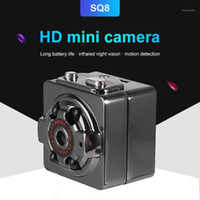 SQ8 Micro Camera Body Motion Sport Wireless DVR DV 1080p Ful...