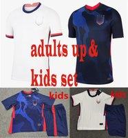 2021 jogo de futebol único top crianças terno da América do Norte equipe jersey boa qualidade