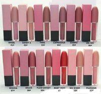 Lip Gloss Matte Lipstick Lip Gloss 12 Colori Trucco Trucco Lustro Retro Rossetti Rossetti Gelo Sexy Rossetti opachi