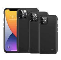 Portable Power Bank charge de cas pour l'iPhone 12 Mini pro max cas externe Chargeur de batterie pour iPhone 11 pro max
