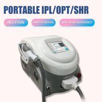 Machine d'épilateur laser SHR IPL portables IPH IPL Machine de l'épilateur laser IPL meilleur vente SHR OPT machine DHL Free Ship