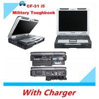أدوات التشخيص اليد الثانية PANASON1C CF-31 CF31 CF 31 ToughtBook التشخيص المحمول No HDD ل MB Star C3 / C4 / C5 / C6 ICOM A2 / A3 Next1