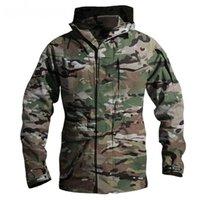 M65 UK UK Vestes Mens de randonnée en plein air Camping imperméable Jacke Sweat à capuche Vêtements de sport automne hiver Vol militaire pilote Manteaux 201127