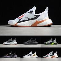 2020 Yeni Originals ZX X9000L4 Run Mesh Ultra Yaz Moda Koşu Ayakkabı Kadınlar Erkek Üçlü Beyaz Siyah Tasarımcı Sneakers 36-45