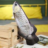 Моделирование электрические рыбы зарядные плюшевые домашние животные игрушки дразнить Cat кукла электронный коммутатор красочные Cattoy дайвинг рыбы 10 5yy M2
