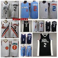 2021 Mens Kawhi Leonard Swingman Jersey City Los Angele Edition Nähte Paul 13 George Kawhi Leonard 2 Basketball Jersey mit Logo Tags