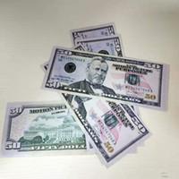 Usd prop 50 banknote geld kreativ geschenk film normale designer größe dollar banknote kinder gefälschte geld spielen falsche geld taschen-e3 lbwhw