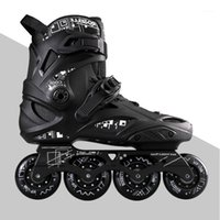 Original RS6 X9 Professional Inline Skates for Adult Kid Sla...
