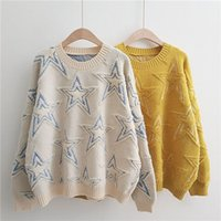 wholesale women' s sweater sweater coat Europe station H...