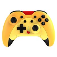 Gamepads For NS PC Android Wireless Bluetooth Game Controller With Vibrating Six-axis Wireless Controller For Switch