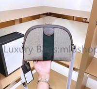 Hohe qualität 2021 luxurys taschen mode designer damen crossbody shell gedruckt handtasche damen umhängetasche geldbörse kraftkörper kupplung handtaschen