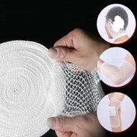 Açık gadgets 10m tıbbi olarak tercih edilen örgü elastik bandaj parmak ve buzağıların çeşitli bandajları