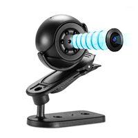 Mini caméra portable pratique multifonctionnelle multi-fonctionnelle 1080p HD Night Vision caméscope Motion DVR Sport DV Video Camera1