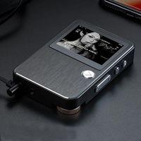Master Bant Seviyesi Oyuncu Kayıpsız Müzik Çalar HIFI Müzik Yüksek Kalite Mini Spor Merhaba Fi Sert Çözme Walkman LJ201016