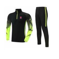 Lüksemburg 2021 erkek Eşofman Polyester Eğlence Ceket Futbol Jerseytop Eğitim Gym Suit Açık Spor Yürüyüş Giyim