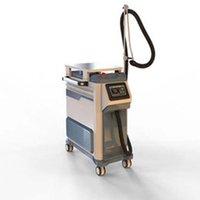 2021 Düşük Sıcaklık Soğutucu Crelo Cilt Soğutma Sistemi Cihazı Klinik Lazer Güzellik Makinesi Tedavisi için