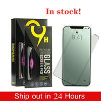 Ekran Koruyucu Kağıt Kutu 24H Kargo ile Samsung LG Koruyucu Film iPhone 12 Mini 11 pro max 2.5D Kırılmaz Camdan için