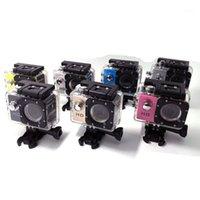 Спортивные акции видео камеры SJ4000 горный камера водонепроницаемый дрон ActionCamera Record Aerial DV DV1