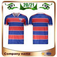 20/21 Mailleots de Football Fortaleza Soccer Jersey 2021 Alipio Gustavo Mineiro Jacare Pedro Sergio Edinho تخصيص قمصان المنزل