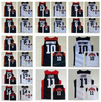 Basketball Jersey Traumteam Kevin Lebron Durant Jdmes Harden 10 Kebe Chris Bryamt Paul Kevin Anthony Love Williams Westbrook Davis