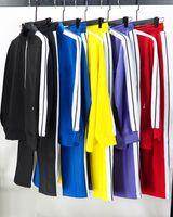 20s homens mulheres mulheres faixas de esteira camisolas ternos homens trilha suor terno casacos homem casacos casaco moletom moletom sportswear tamanho s-xl