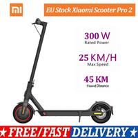 Xiaomi MI Scooter Pro 2 Électrique Fly Scooter Mijia Electric Mini Scooter pour femmes et hommes adultes