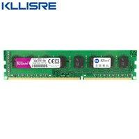 Rams Kllisre RAM DDR3 8GB 1600 1866 PC3 Memory 1.5V Dimm de escritorio con disipador de calor