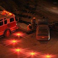 Semaforo Led Strada Agazzi Lampeggianti Avvertimento di emergenza Disc Dischi di Sicurezza Roadside Beacon Luci Protezione1