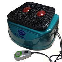 Tiens Circulation Pie Massager Pie Massager Eléctrico Cuerpo Completo Vibrado Vibrador Alta Frecuencia Pierna Masajeador Sangre Circulator 1