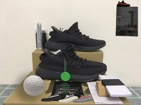 Top Qualité Kanye West Hommes Femmes Countring Chaussures Cinder Yecheil Bred Oréo Entraîneurs Désert Sauge Terre Draps Asriel Zebra Sneakers avec boîte