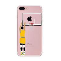 B / C Tasarım Sert Basketbol Telefon Kılıfı iphone 12 11 Pro Max X XR XS Max 8 7 6 6 S Artı S10 S20 Not 10 Huawei PC Kapak Boyama Gövde Kılıfları