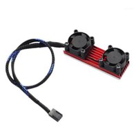 Pads de refroidissement pour ordinateur portable M.2 Radiateur d'état solide NVME 2280 Disque thermique Disque dur M2 SSD Fan1
