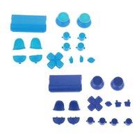 2 Установить L2, R2, L1, R1 ручка крышки Кнопки Модификации для контроллера Sony Playstation 4 PS4 консоли