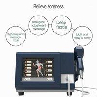 Elektrikli Masajlar 7 Verici Shockwave Fizyoterapi Makinesi ED Tedavisi için Ağrı Kazanma Ağırlığı Azaltın Golf Dirsek Removal1