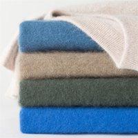 Зимние зимние мужские свитер MICK Cashmere Pullovers для человека повседневная о-шеи теплые подходят одежда новая мужская одежда вязание перемычки Tops 201028