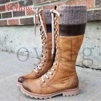 JODIMITTY 2020 Frauen Warm Spring Stiefel Schuhe Slip-on-Spitzschuh Booties Leder-Schuhe mit niedrigem Absatz Kurze Stiefel