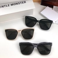 2021 Gentle occhiali da sole Nuova moda GM per le donne uomini occhiali da sole Rick OCCLYS OCCHIALLO SOLORATORE quadrato
