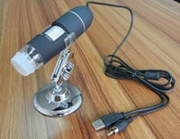 0-200x / 400x / 800x / 1000x / 1600x AV Microscopio AV para monitor LCD Magnifier Handheld Endoscope CMOS Borescope1