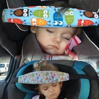 طفل مقعد سيارة السلامة النوم ميضعة الرضع وطفل رئيس الدعم عربة الأطفال عربة اكسسوارات الاطفال أحزمة قابل للتعديل الربط