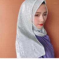 Bufandas de moda leopardo burbuja gasa bufanda para mujer hijab envoltura impresión khaki plateado diadema musulmlim hijabsturbanet cabeza de la cabeza