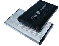 2,5-дюймовый USB 3.0 HDD Case Head Disk Disk SATA Внешняя коробка корпуса хранения с коробкой