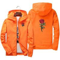 Хорошая мода поставщиков красивая весна летняя розовая куртка для мужчин и женщин пальто нас размер XS-XXXL1