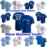 Toronto 2020 Blue Jays Vladimir Guerero Jr. Cavan Biggio Hyun-Jin Ryu Yamaguchi Randal Grichuk Drury Hernandez Jansen бейсбол