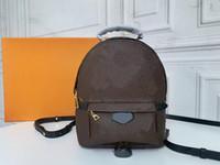 HH 2021 حار بيع الكلاسيكية الفاخرة مصمم ظهره الرجال montaigne bb حقيبة يد السيدات حقيبة الظهر عارضة حقيبة مدرسية