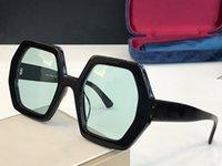 شعبية بيع جديد 0708 مصمم النظارات الشمسية للنساء مسدس لوحة كاملة الإطار أعلى جودة أزياء سيدة السيدة نمط uv400 عدسة 0708S
