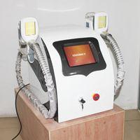 Yağ dondurma Cryolipolysis Kriyoterapi Yağ Donduru Zayıflama Makinesi CRYO Şekli Vakum Kilo Kaybı 2 Vücut Kontur Güzellik Ekipmanları Kolları